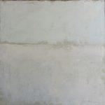 Blanc 2 /HST 30x30cm