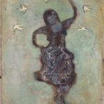Danseuse catalane - 25x20cm