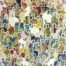 J+E rétrograde /acrylique/toile 162x114cm