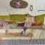 Le bon plan /feutre sur papier aquarelle 50x65cm