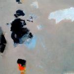 Pleine conscience 822 /acrylique sur toile 89x130cm