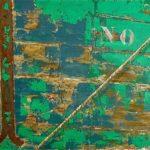 No 46 /acryl sur toile 73x100cm