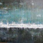 Paysages de la mémoire 2 /huile sur toile