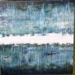 Paysages de la mémoire 3 /huile sur toile