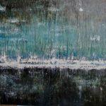 Paysages de la mémoire 4 /huile sur toile 60x73cm