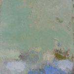 Abstraction 4 /huile sur toile 35x27cm