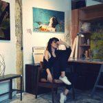 Ayline Olukman atelier NY