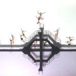 Chorégraphie Saint-Malo /20x45cm hors cadre
