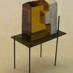 Construction I /verre-béton-ambre