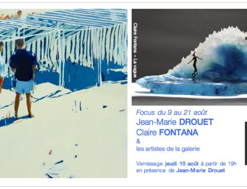 Focus Jean-Marie DROUET & Claire FONTANA
