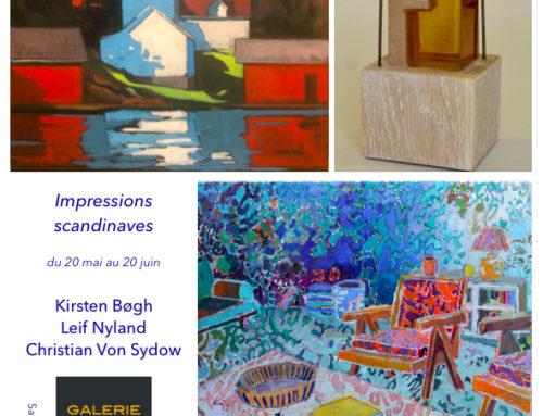 «Impressions scandinaves», du 20 mai au 20 juin