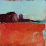 La mer rouge 2 /hst 30x30cm