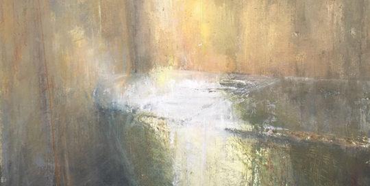 Au fil du temps /huile sur toile 130x88cm