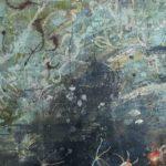 Paysage marin sur toile 69x59cm