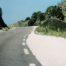 Paysage sur route 33 /30x30cm