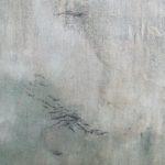 Paysages aux oiseaux 3 /tech mixte marouflée 33x18,5cm