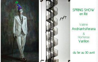 Springshow 1-30 avril 2017